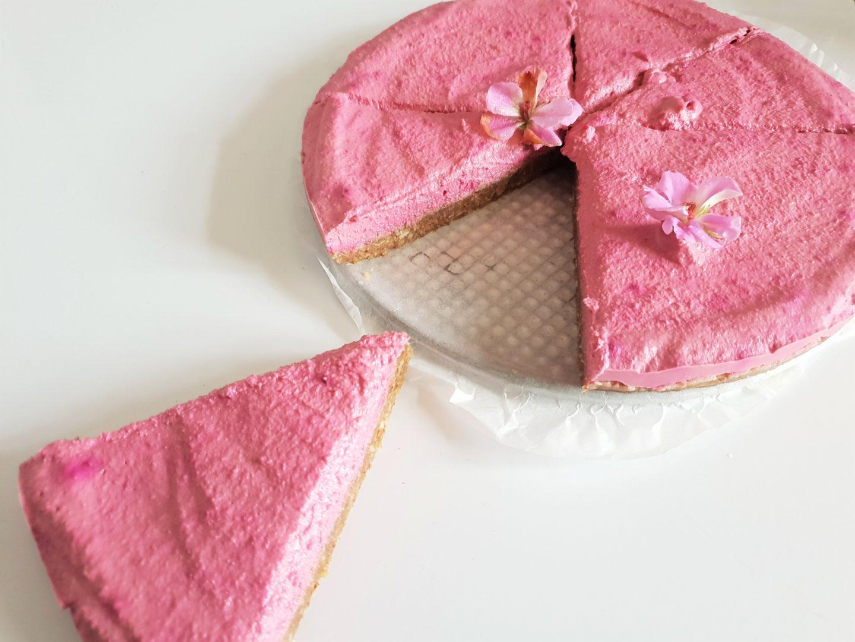 roze cheesecake