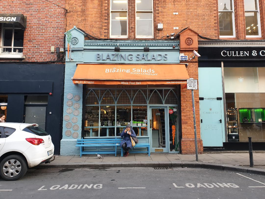 vegan hotspots in Dublin